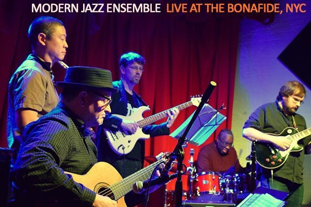 Modern Jazz Ensemble – Online!