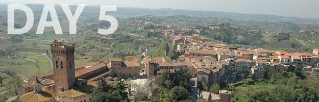 Jazz Improvisation Workshop in Italy - San Miniato