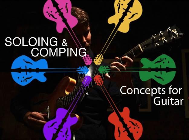 Soloing/Comping Concepts for Guitar Class