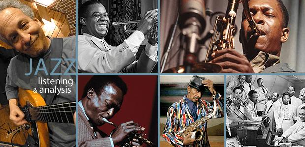 Jazz – Listening and Analysis